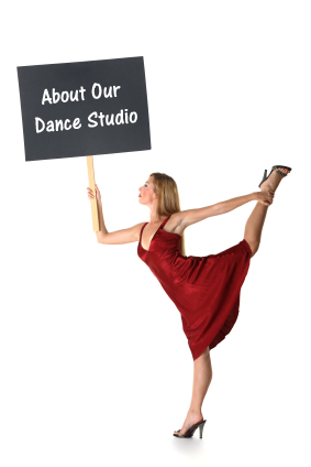 Dance studio website tips - Making the most out of your 'About the Studio' page