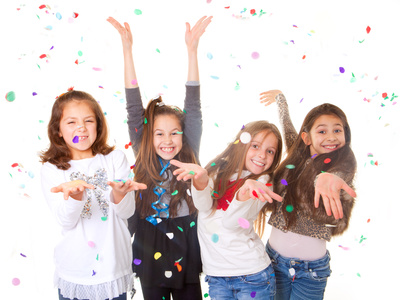 Dance studios and birthday parties