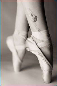 Temporary tattoos for your dance students
